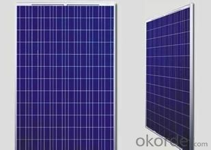 Polycrystalline Solar Panels for 20kw Rooftop Systems