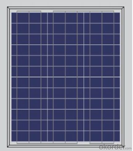 Polycrystalline Solar Panels-30W-Apply to Small Solar System