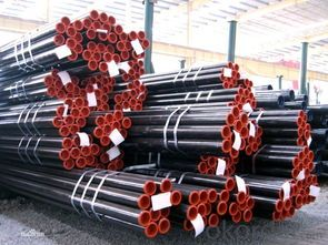 API 5L Seamless Carbon Steel Pipe and ERW Steel  Pipe