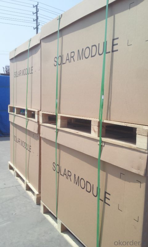 Monocrystalline Solar Modules-20W-Apply to small solar systems