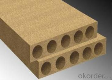 Hollow Core Chipboard Hollow Core Particleboard