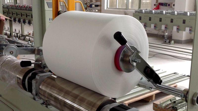 Soft Motor Bobbin Winding Machine for Plastic Cone