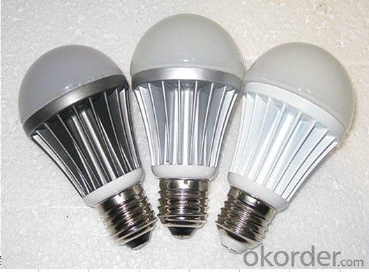 LED bulb light, 850Lm, CRI80, 60W incandescent replacement, UL