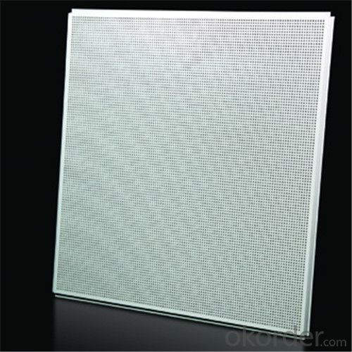 Aluminium Ceiling Clip In Panel with High Quality