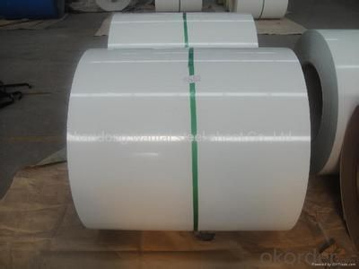 Prepainted Hot  Dipped Galvalume Steel Sheet In Coils