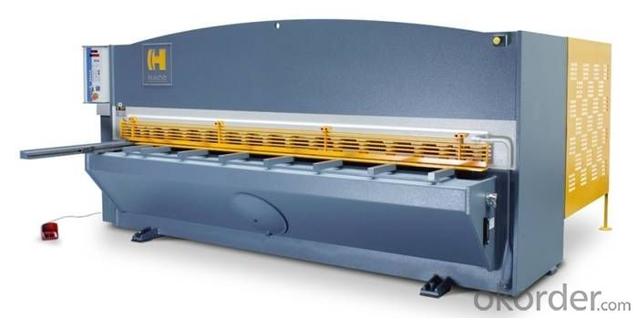 Cutting Machine for Steel Coils and Sheets