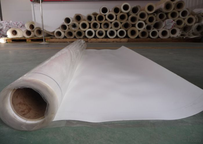 HPDE Waterproof Roofing Membrane Thickness with 1.5 mm