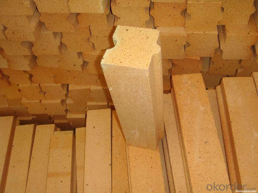 Refractory Fireproof Bricks with High Refractoriness
