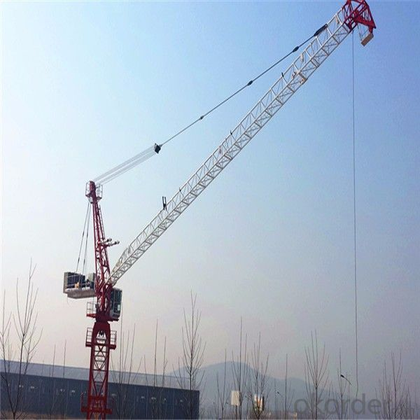 Tower Cranes self climbing grove QTD3020