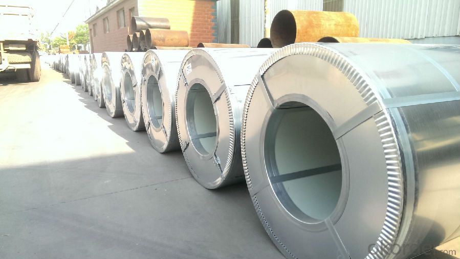GI Hot Dipped Galvanized Steel Sheet In Coils