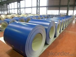 Prepainted  Zinc/aluzinc Steel Sheet In Coils