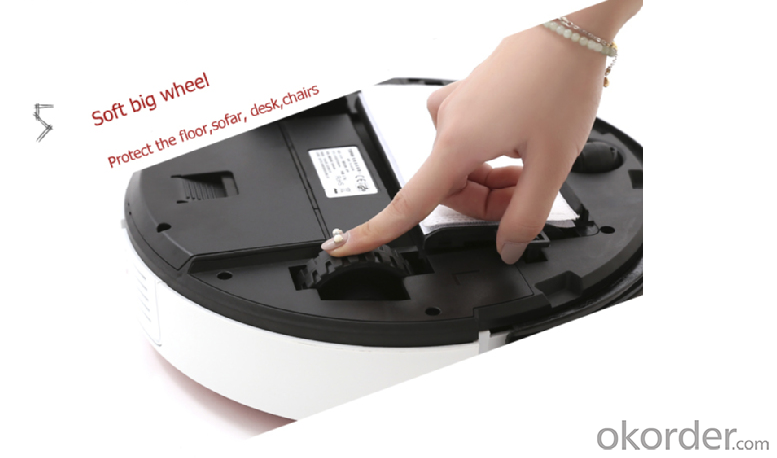 Automatic Robot Clneaner A209 upgrade for Home
