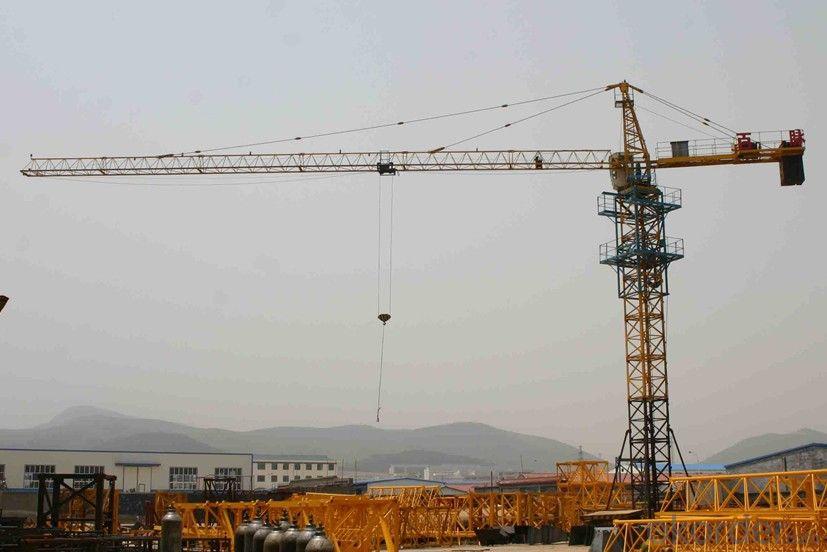Tower Cranes Self-ascending China QTZ63(5610)