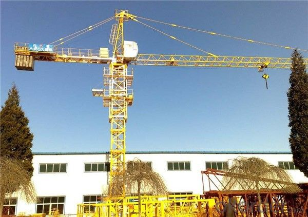 Tower Cranes new design electric QTD2015