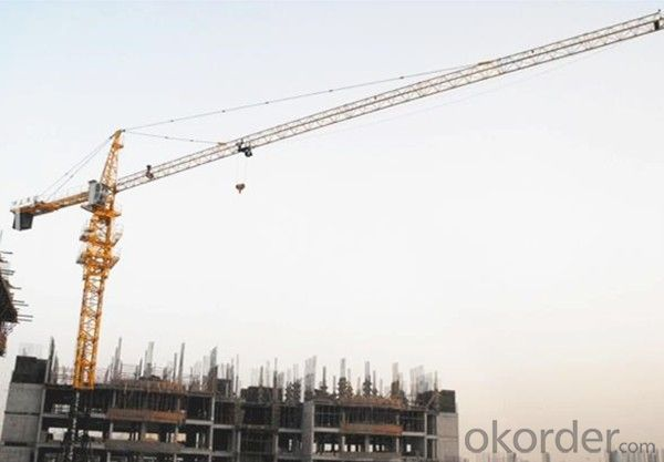 Tower CranesSelf-ascending  QTZ100(6013)