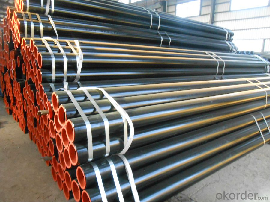 Steel Pipe with High Quality and Best Price Q345 Q235