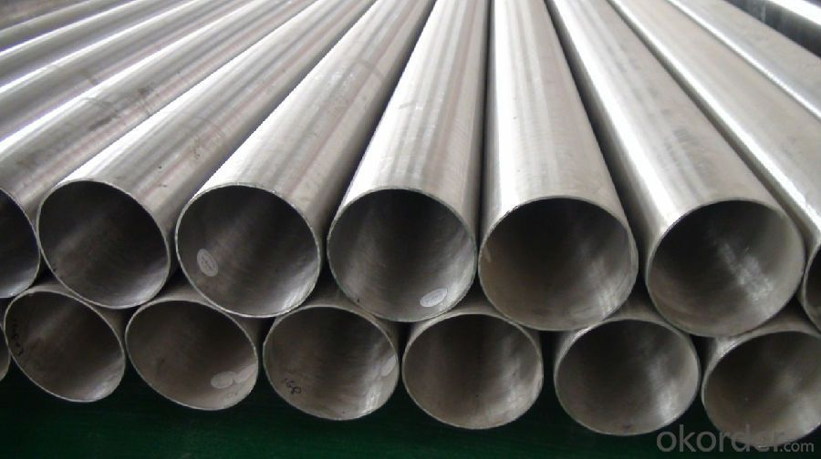 Stainless Steel Welded Pipe ASTM A358/A316