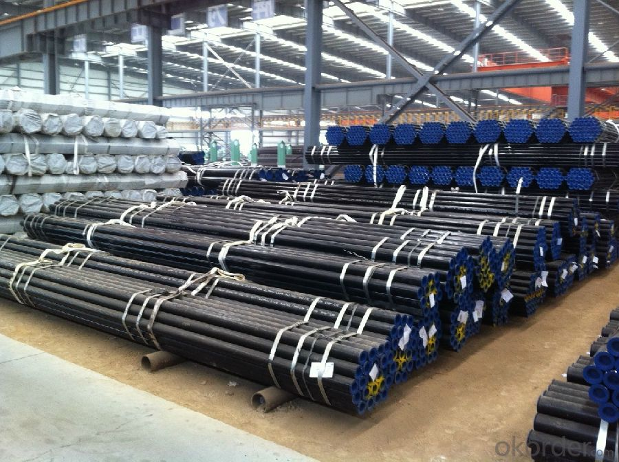 Carbon Steel Seamless Steel Pipe API 5L, ASTM A 53, High Quality