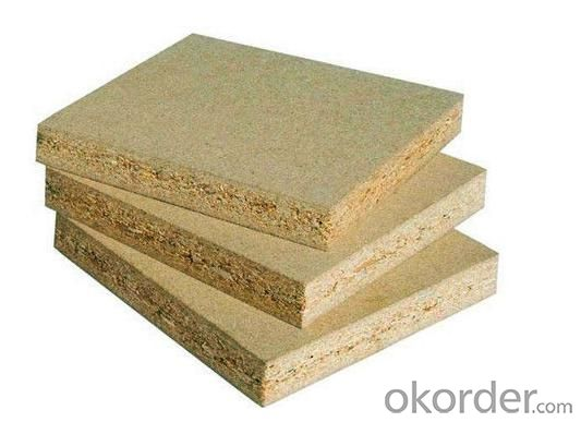 Plain Chipboard Plian Particle Board in Size 915*2135mm