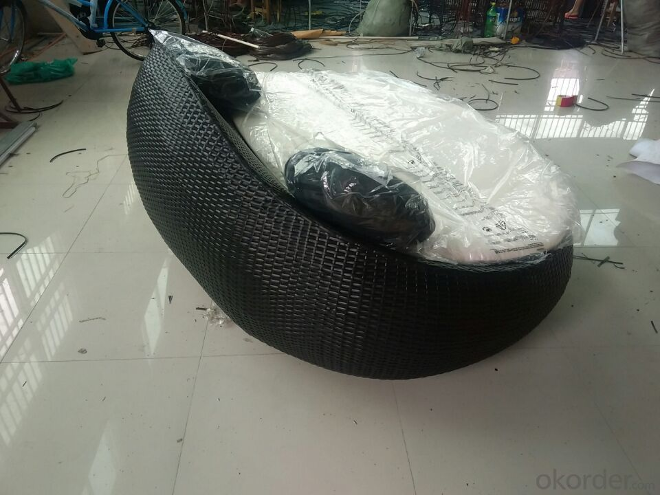 Sunbed Outdoor Furniture Wicker Furniture