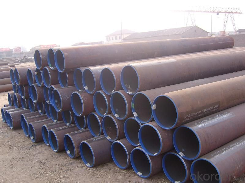 Carbon Seamless Steel Pipe For Oiling & Gas Application Hot Sale