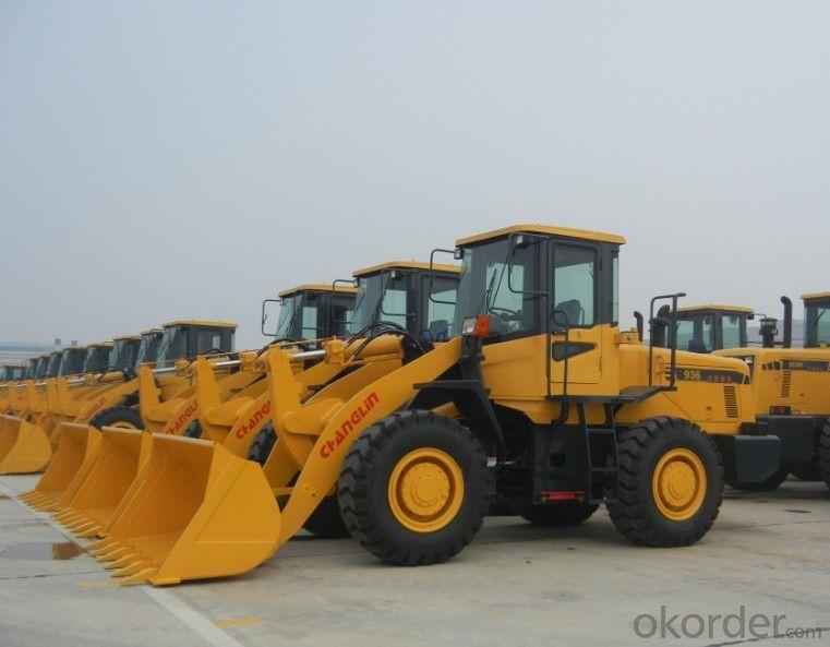 Changlin Zl30h Upgrade Model 937h 3ton Wheel Loader