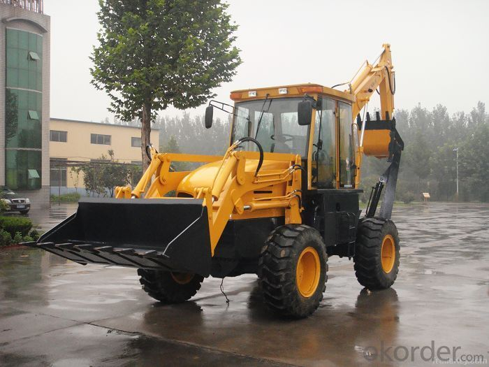 Wheel Loader with 3.0m³ Bucket Capacity 750