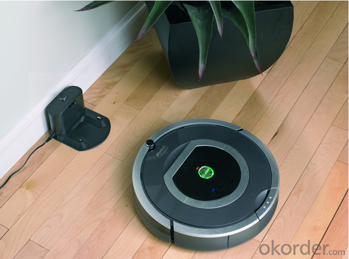 Mini Automatic Robot Vacuum Cleaner 203 upgrade for Home