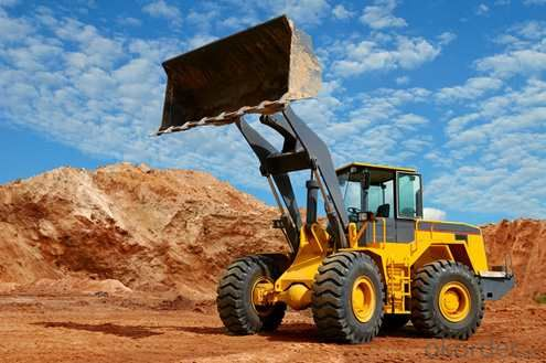 Wheel Loader With DEUTZ Engine and CE ISO