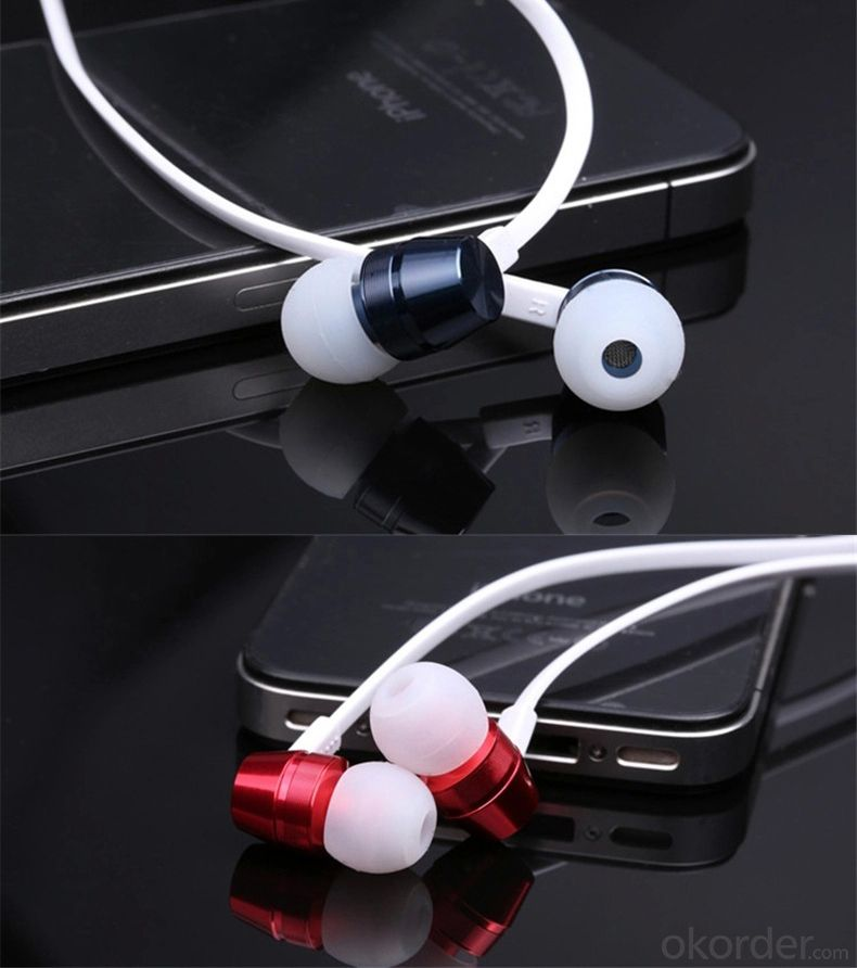 Good Quality New Products Fancy High Performance Earphones in Ear Monitor for Andriod Phone