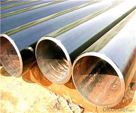 Seamless Steel Pipe with API 5L-0733/A106/A53 Standard