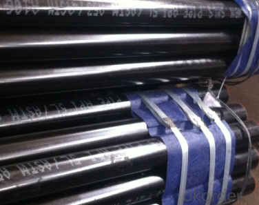 Slms Steel Pipe Api 5l/ Astm /A106 A53/ Gr.B