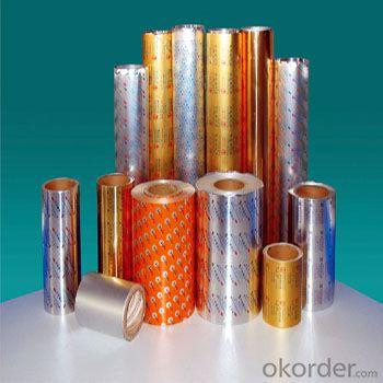 Lidding Foil  Lidding Foils Using Aluminum