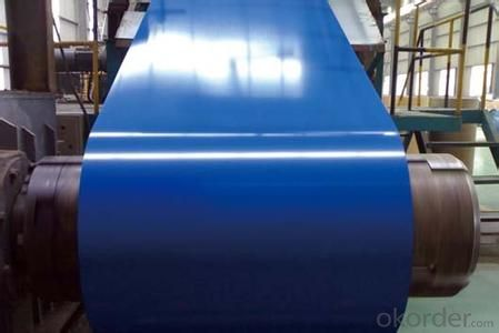 Colour Coating Galvanized Steel Coils for Construction