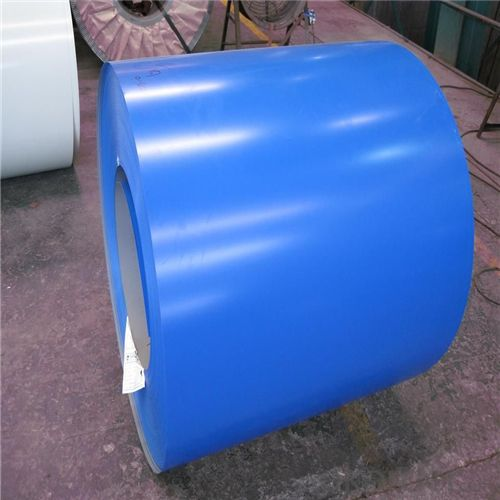 Pre-painted Aluzinc Steel Coil Used for Industry with A Best Price