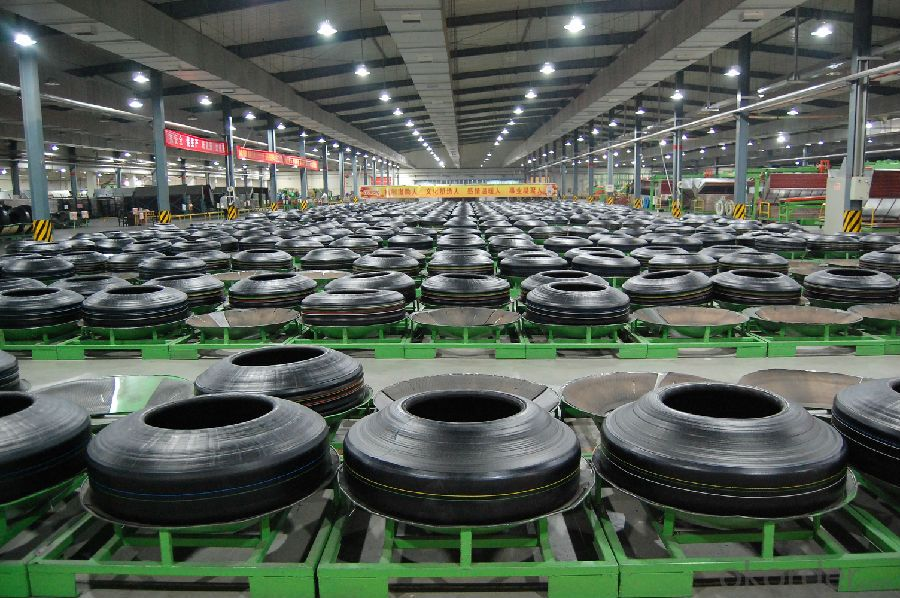 Truck and Bus Radial Tyre B518 with Good Quality