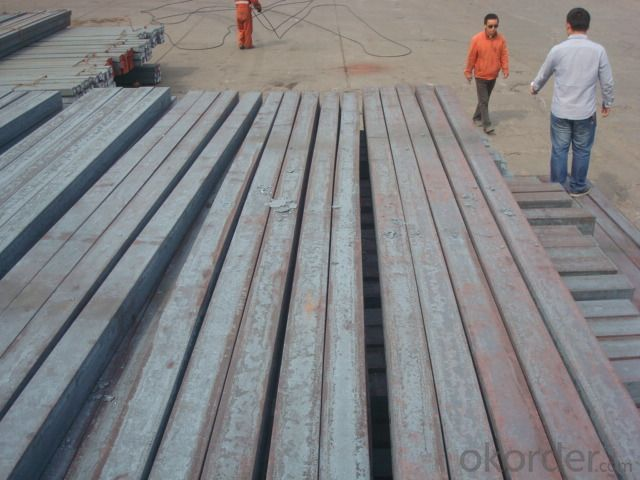 Continue Casting Steel Billets/Blooms Manufactured By Blasting Furnace