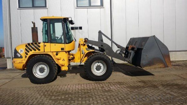 Wheel Loader Lw300k 3t Mini