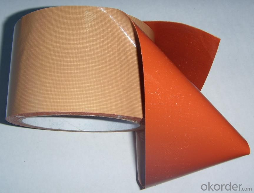 Synthetic Rubber Polyethylene Adhesive Duct Tape