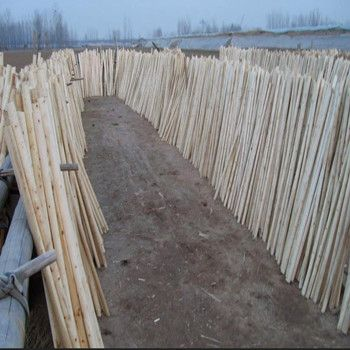 Wooden Stick Handle With Competitive Price From Famous Mills