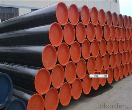 Painted  Steel Pipe High Quality with API  5L