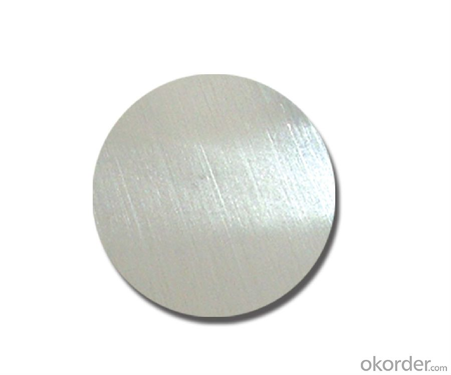 AA1060 C.C Aluminum Circles used for Cookware
