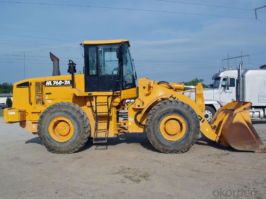 Wheel Loaders CE Approved 1.8 Ton