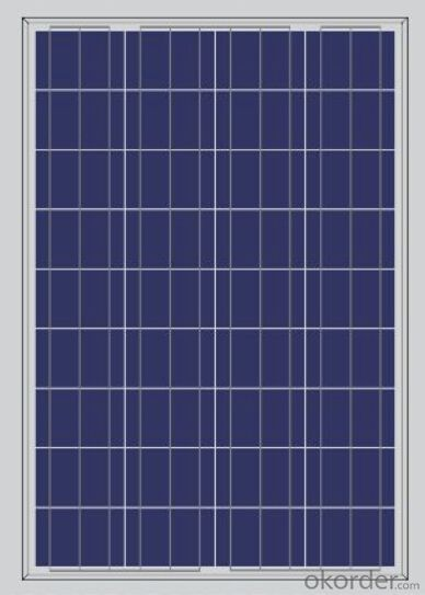 Polycrystalline Solar Panels-100W-Apply to Small Solar System