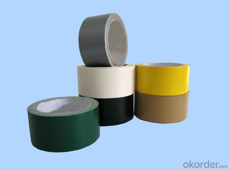 Buy synthetic rubber polyethylene adhesive duct tape price