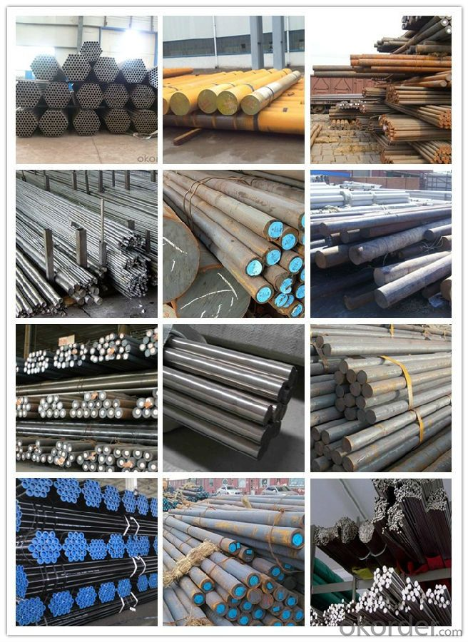 SCM440 Forged Round Steel Bar Alloy Steel Bar