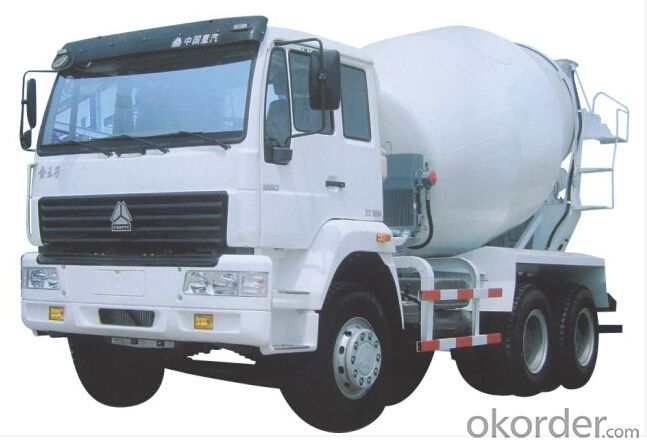 Concrete Mixer Truck Tank  CS/5-R for Sale