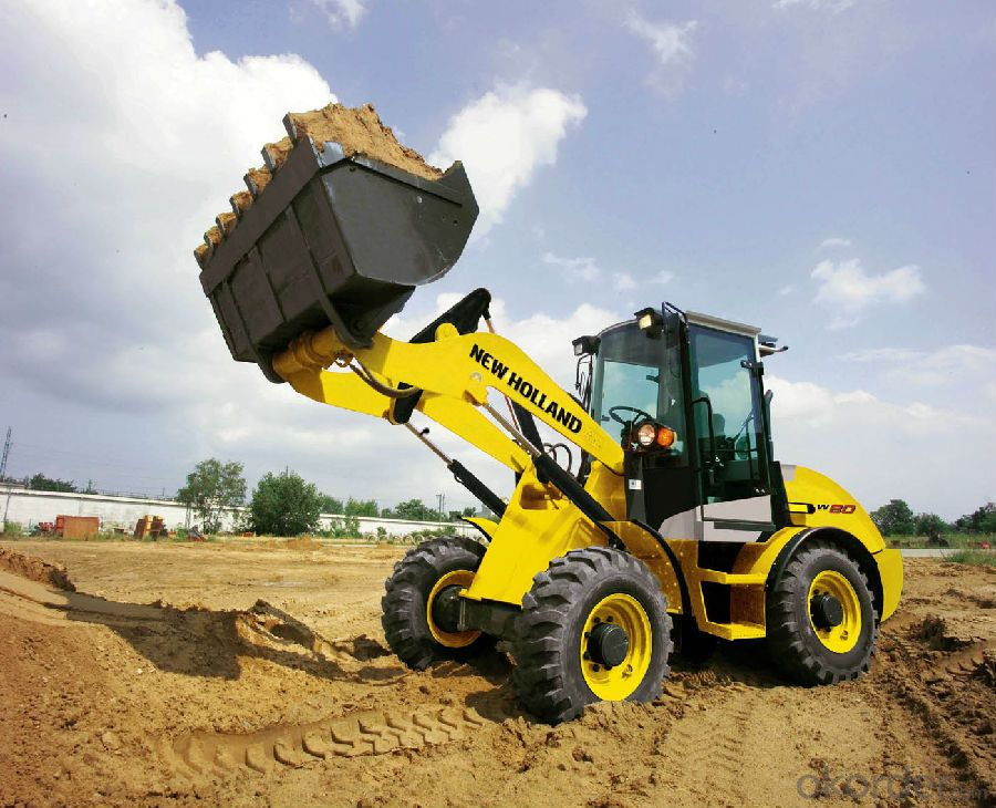 Wheel Loader  CE Multi-Function 3.0 Ton (HQ936)
