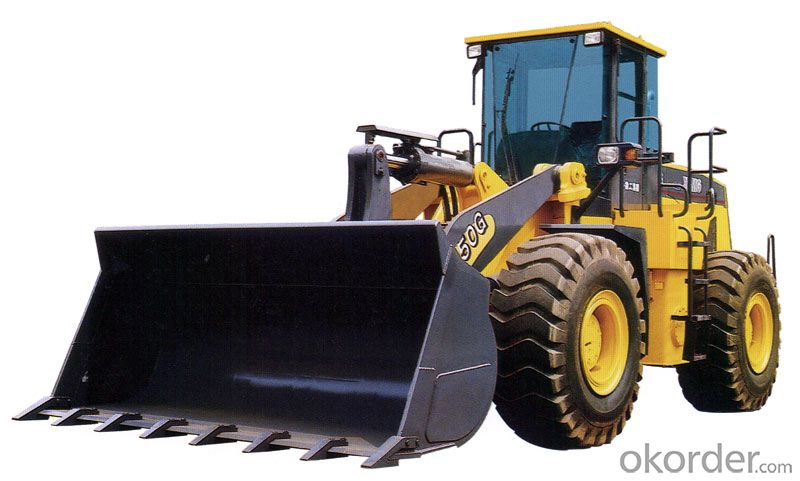Wheel Loader Engineering Machine XCMG Lw300fn  for Sale
