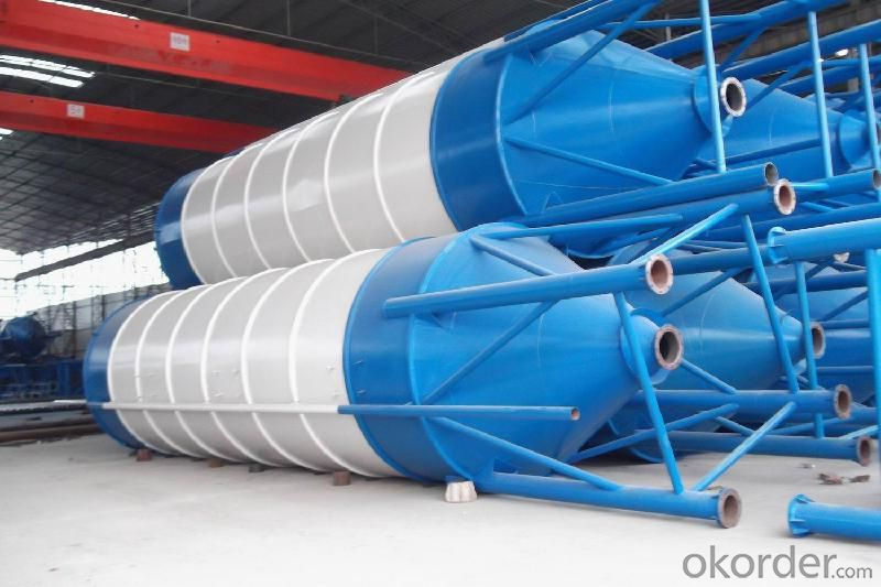 Prices of Mortar Silo Manufacturers 30t/50t/60t/80t/100t/150t/200t/300t/500t